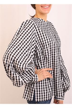 Tailored black and white shirt Laboratorio Capri | 6 | STEFYNERO