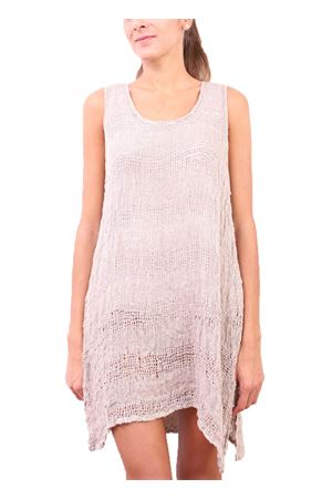 Linen mini dress  Linomania | 5032262 | MAXIEMILIOBEIGE