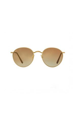 Gold gradient frame and gold lenses P2 Spektre sunglasses Spektre | 53 | P2GOLDGRADIENT/GOLD