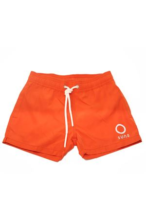 Orange swimsuit for boy  Sun
