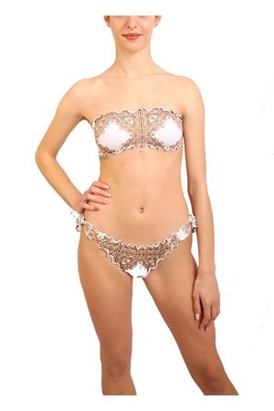 Baroque pattern swimsuit Aram Capri | 85 | ACFR259MARINA