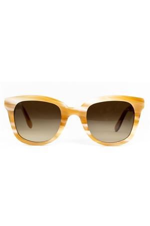 •Faraglioni horn-colored sunglasses Cimmino Lab | 53 | FARAGLIONICORNO