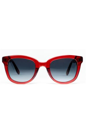 Capri red sunglasses Cimmino Lab | 53 | FARAGLIONIROSSO