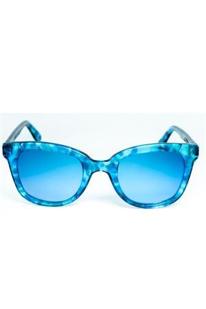 Capri blue tortoiseshell Faraglioni sunglasses Cimmino Lab | 53 | FARAGLIONITARTARUGATOBLUCAPRI