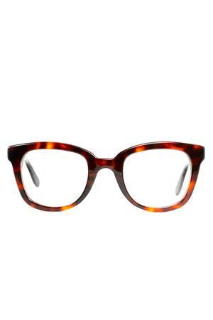 Tortoiseshell eyeglass  frame Cimmino Lab | 53 | FARAGLIONIVISTATARARUGATO