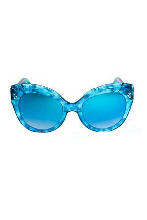 occhiali da sole grotta meravigliosa tartarugato blu Capri Cimmino Lab | 53 | GROTTAMERAVIGLIOSATARTARUGATOBLUCAPRI