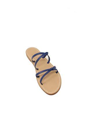 Capri sandals not flip flops denim blue  Cuccurullo | 5032256 | CIABATTANODIBLU