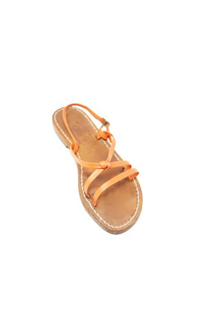 Capri sandals not thong orange Cuccurullo | 5032256 | CUCFASCIANODOARANCIONE