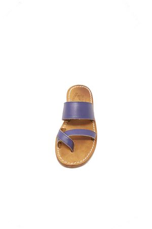 Capri sandals for children Cuccurullo | 5032256 | INCROCIOFASCIABLU