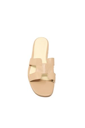 H sandals from da Costanzo Capri  Da Costanzo | 5032256 | 2508BEIGE