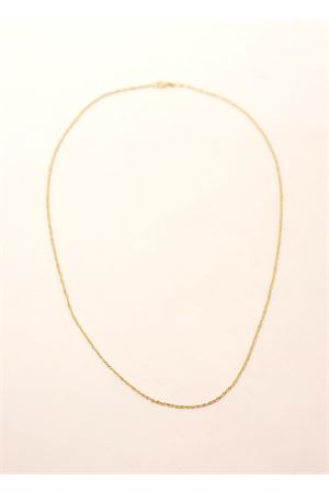 Yellow gold chain  Don Alfonso Gioielli | 35 | CATENAORO3OROGIALLO