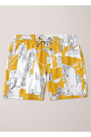 Costume uomo stile Capri Eco Capri | 85 | MSWCPRYLGIALLO