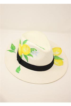 cappello panama limoni Grakko Fashion | 26 | PANAMALIMONIBEIGE