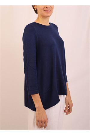 blue cashmere sweater  Laboratorio Capri | 7 | 01SVAINDACO