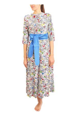 Long jersey dress  Laboratorio Capri | 5032262 | TRAGARACHINAMULTI
