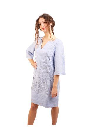 Longuette linen dress M&E | 5032262 | ABITOADELEJEANS