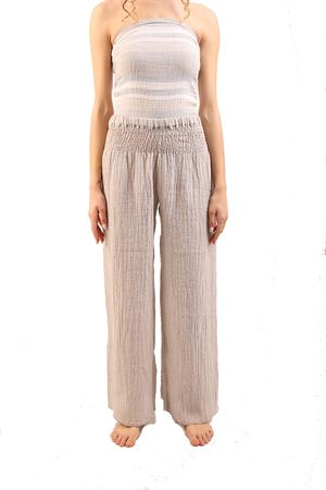 Long large linen trousers M&E | 9 | PANTAARANCIAGREZZO