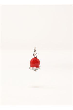 Red Capri bell charm  Manè Capri | 20000055 | MANEBELLSMROSSO