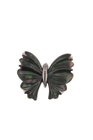 Butterfly-shaped pendant Mediterranee Passioni | 5032249 | CIONDOLOCRISALIDENERO
