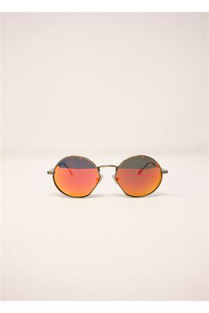 occhiali da sole rotondi oversize Medy Ooh | 53 | LOV128ARANCIO