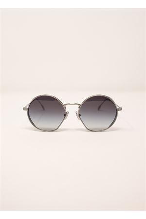 occhiali da sole rotondi oversize Medy Ooh | 53 | LOV128GRIGIO
