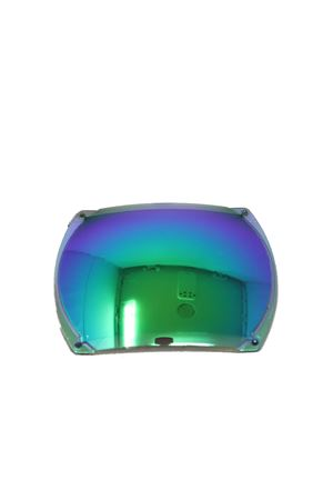occhiali da sole artigianali con lenti verdi Medy Ooh | 53 | NERUDANEROGREEN