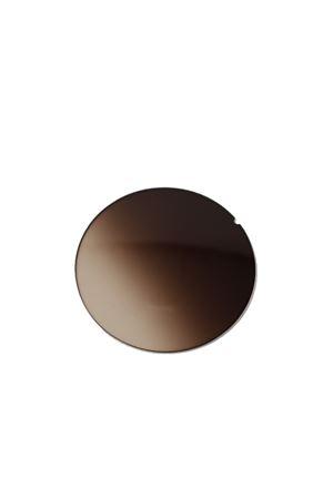 occhiali da sole artigianali con lenti marroni Medy Ooh | 53 | NERUDANEROMARR