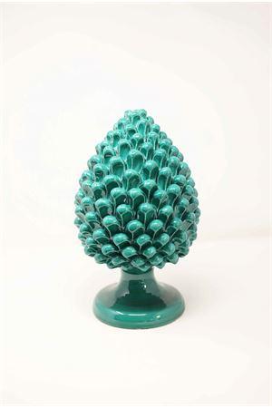green ceramic pinecone Sea Gull Capri | 20000025 | PIGNAVERDEGVERDE