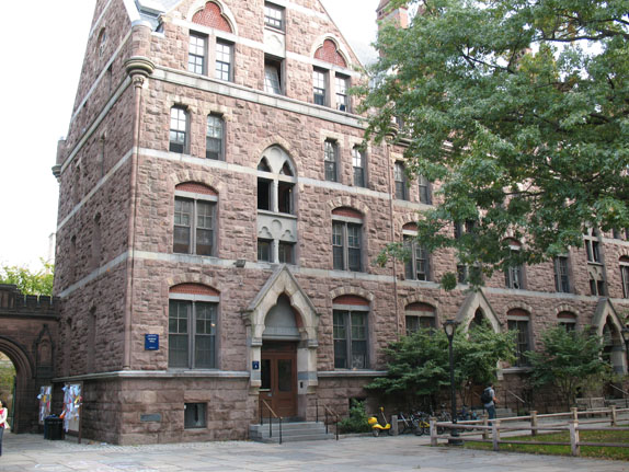 Campus Map Yale University