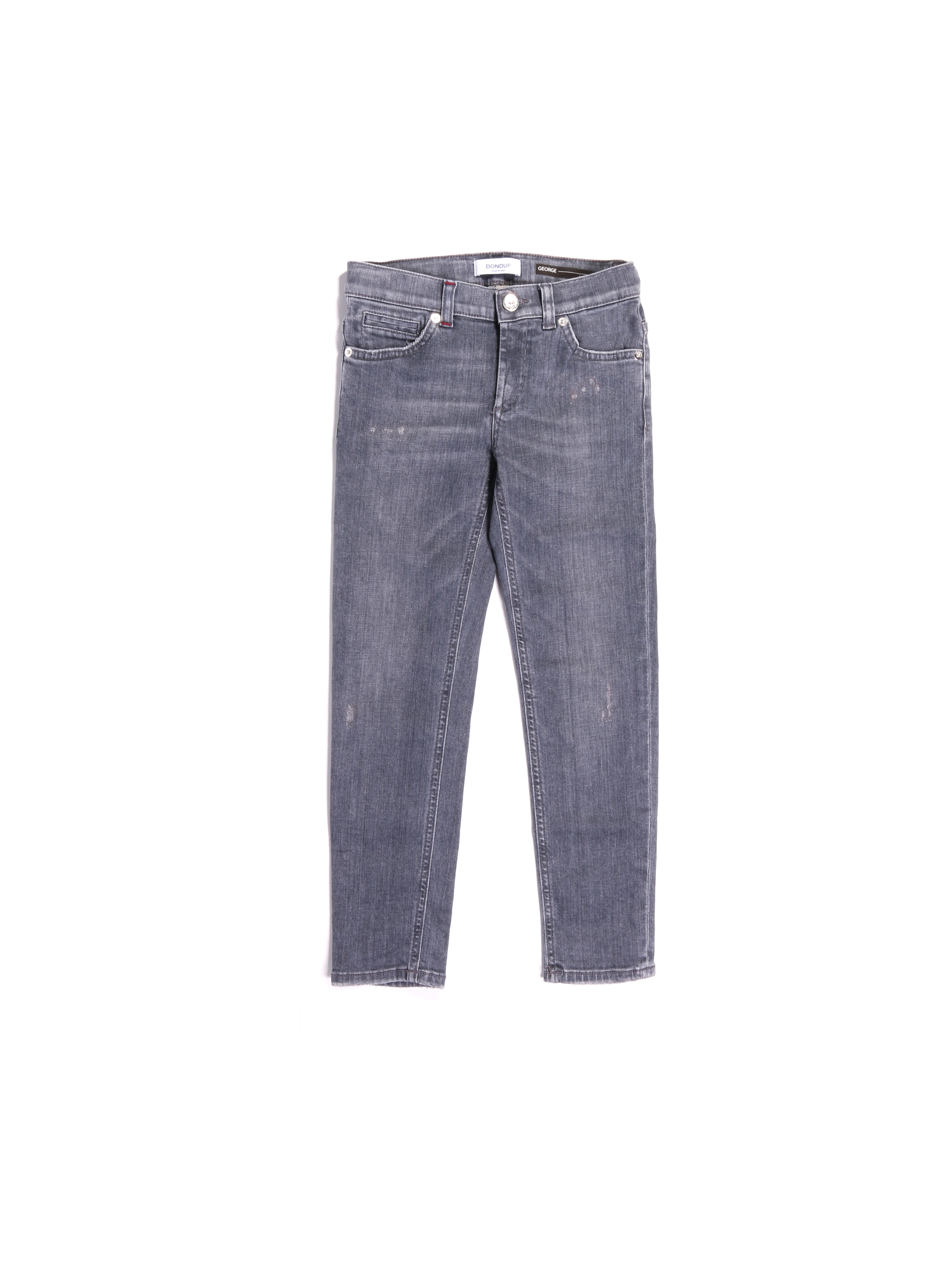 jeans denim grigio Dondup | Denim | BP217 DSE288 AW2 BDW20900