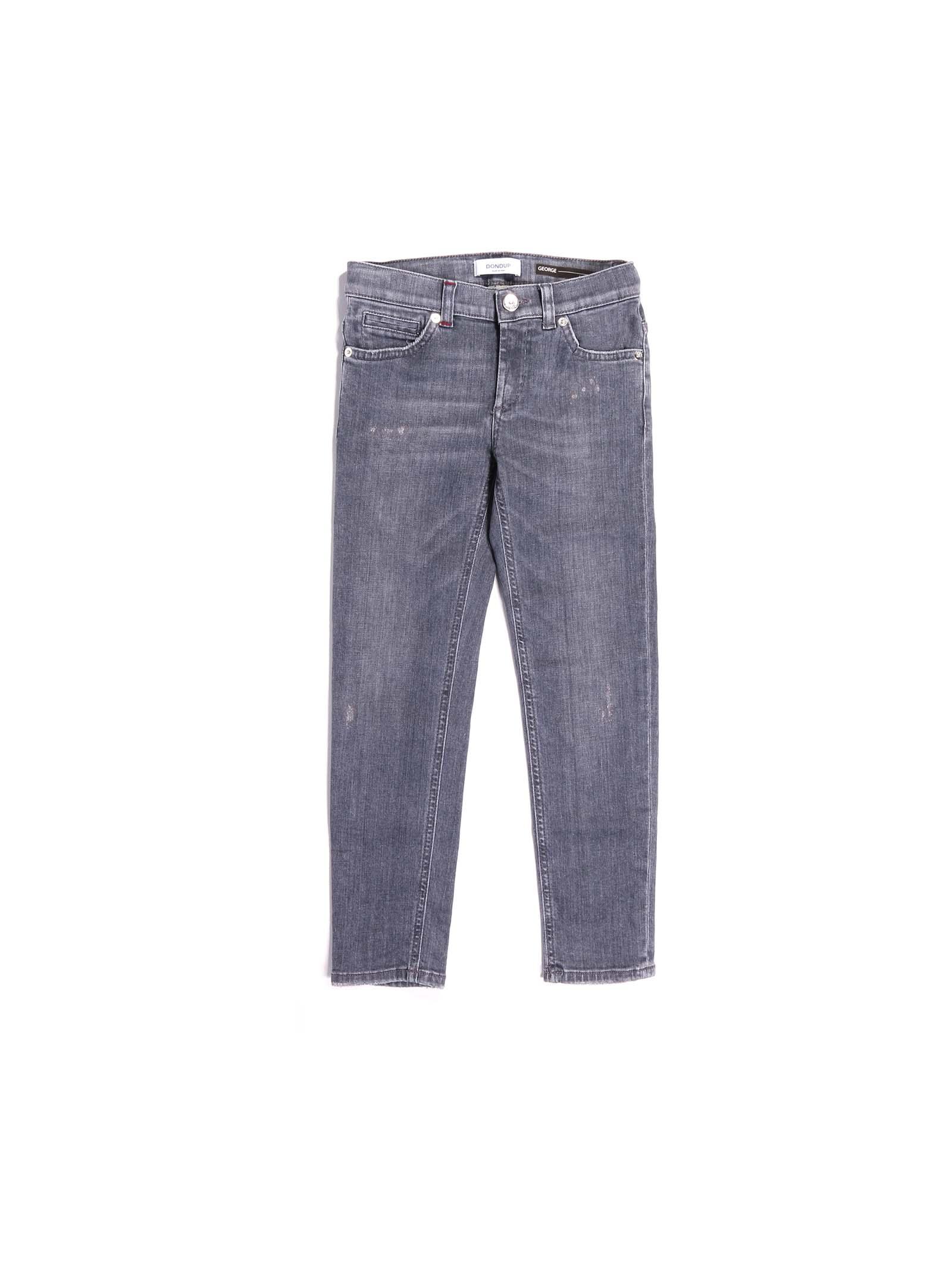 jeans denim grigio Dondup | Pantalone | BP227 RS0039 PTD BD W20998