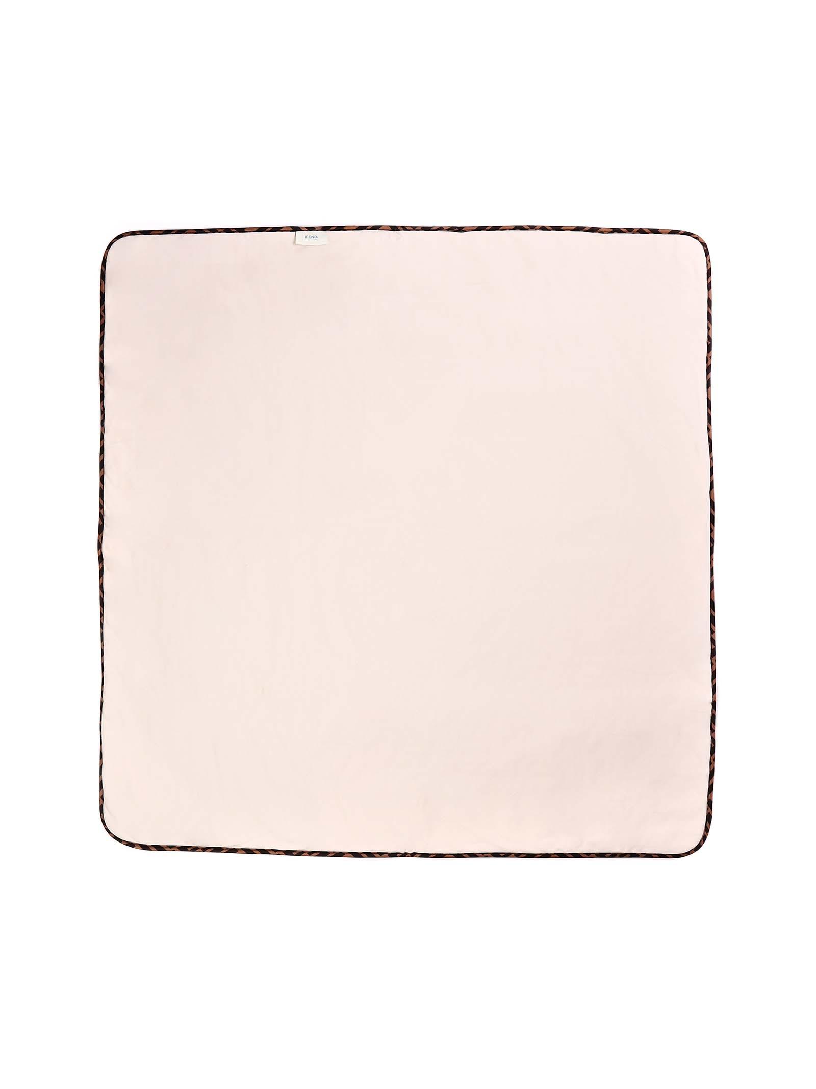 copertina con bordo logato Fendi | Copertina | BUJ150 ACOJF19J4