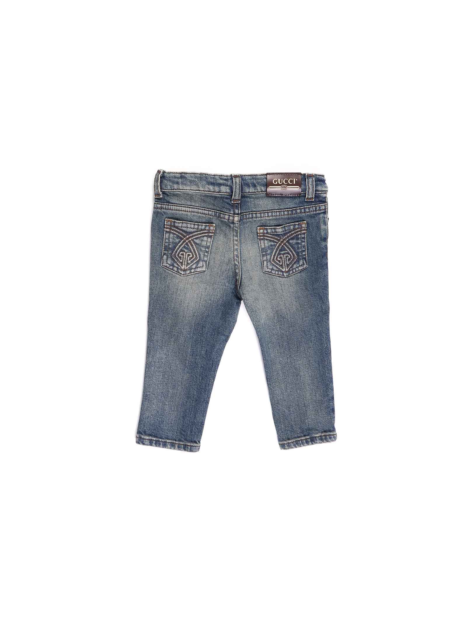 jeans denim Gucci   Jeans   566100 XDBCO4447