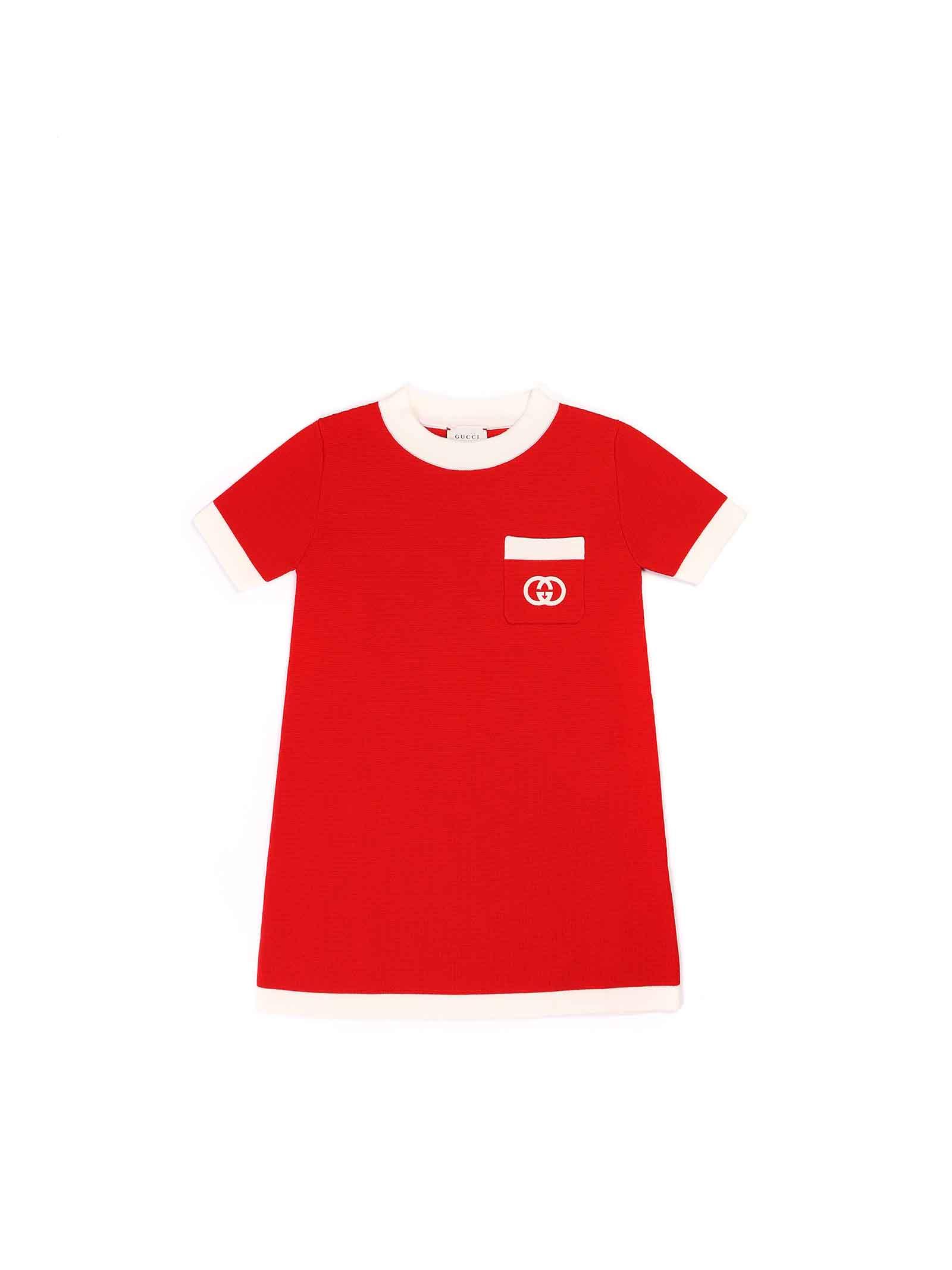 abito logo sulla tasca Gucci | Abito | 621854 XKBGV6138