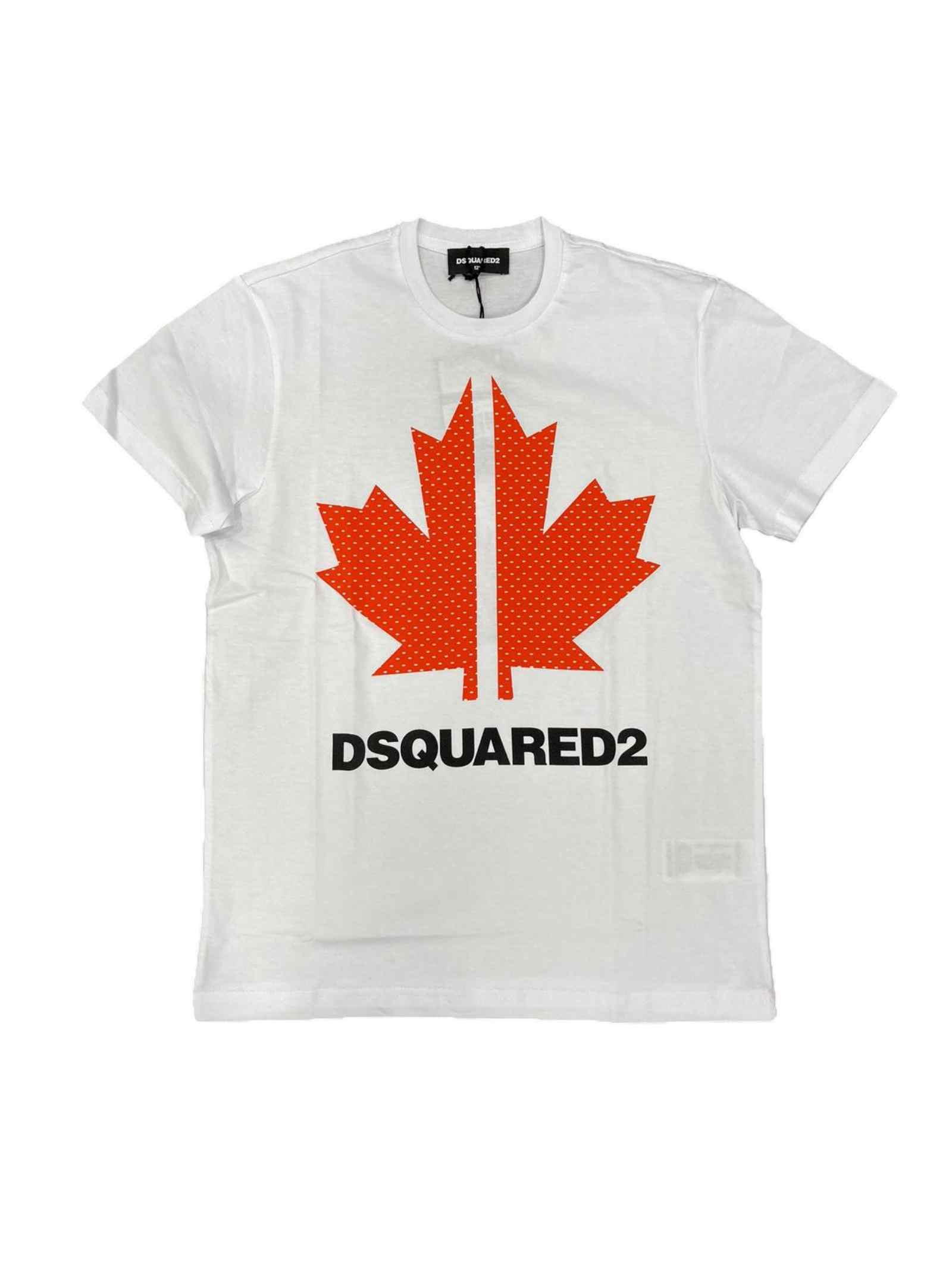DSQUARED | T-shirt | DQ0028 D004GDQ10N