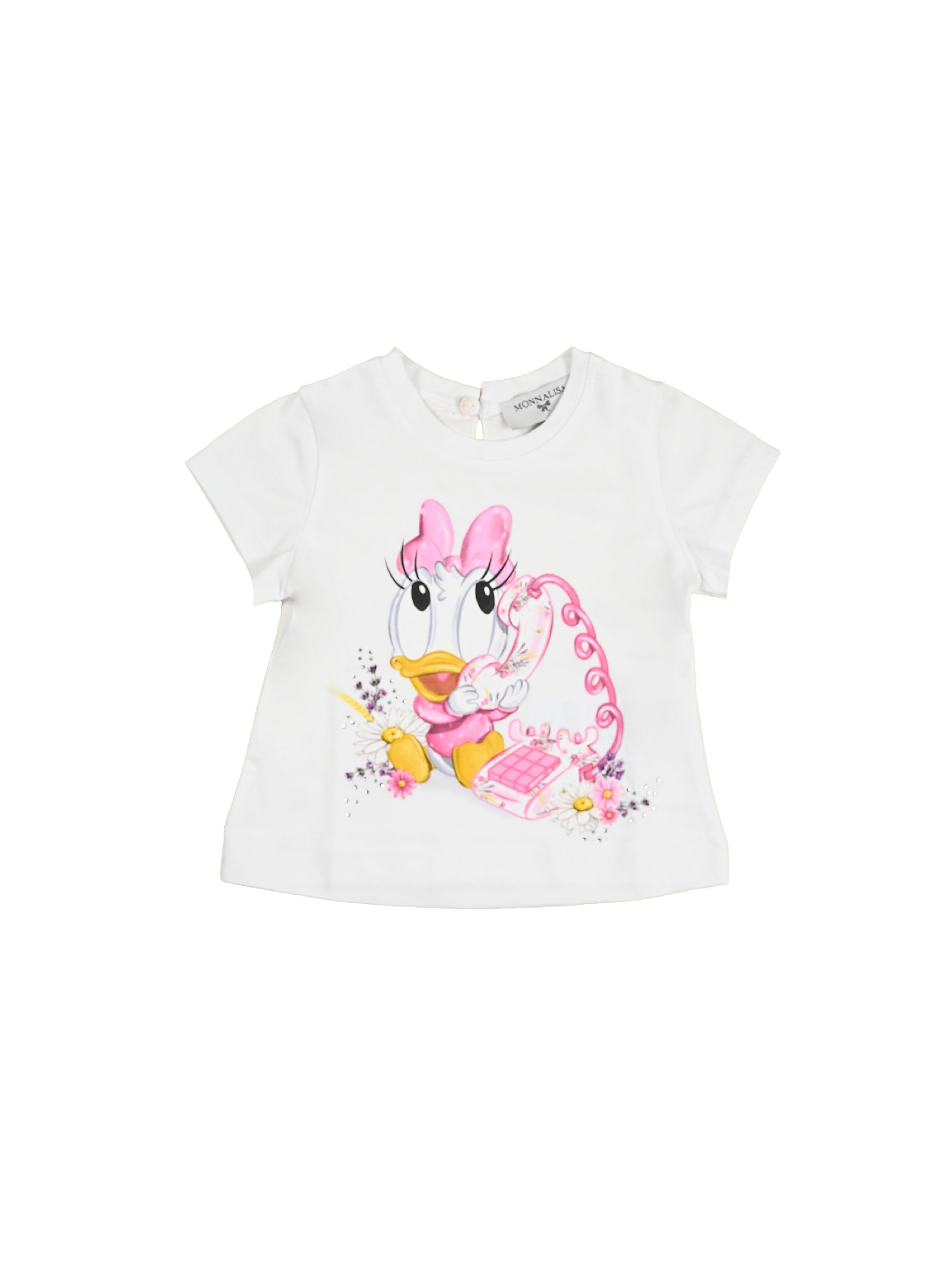 Monnalisa BEBE | T-shirt | 317619PH-72060099