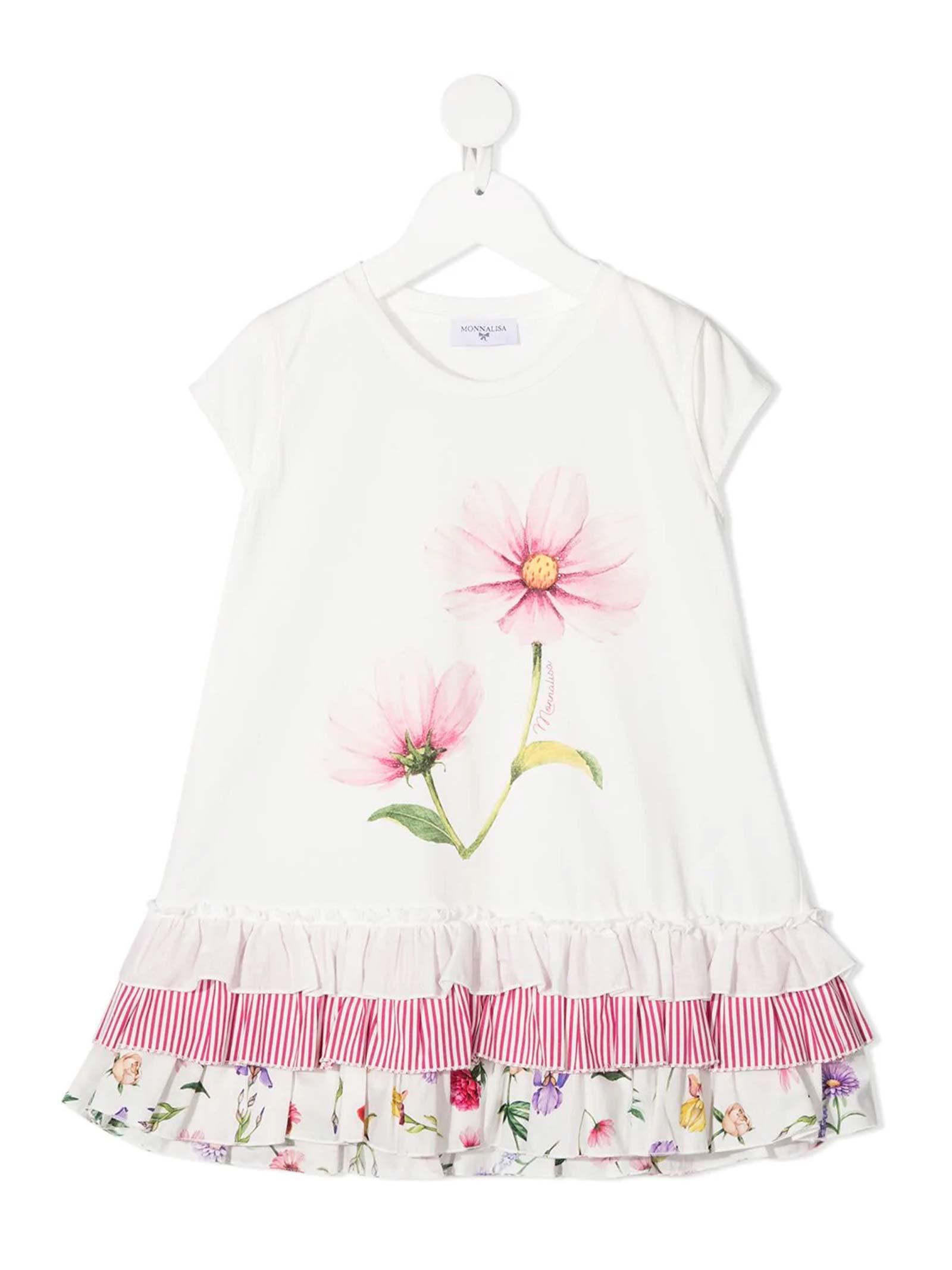 Monnalisa BIMBA   Maxi t-shirt   117606SJ-72060196