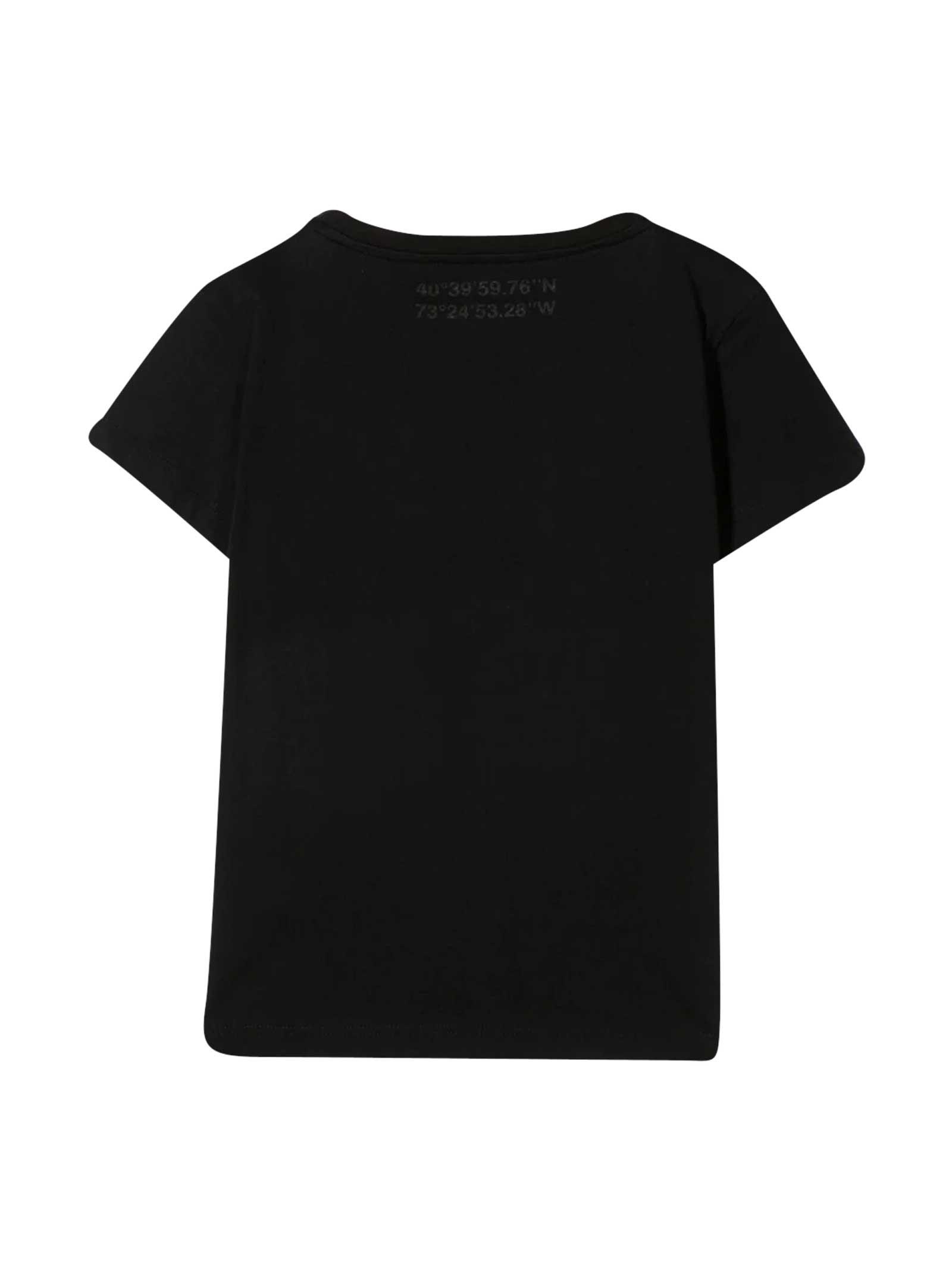 Paolo Pecora | T-shirt | PP2670NERO