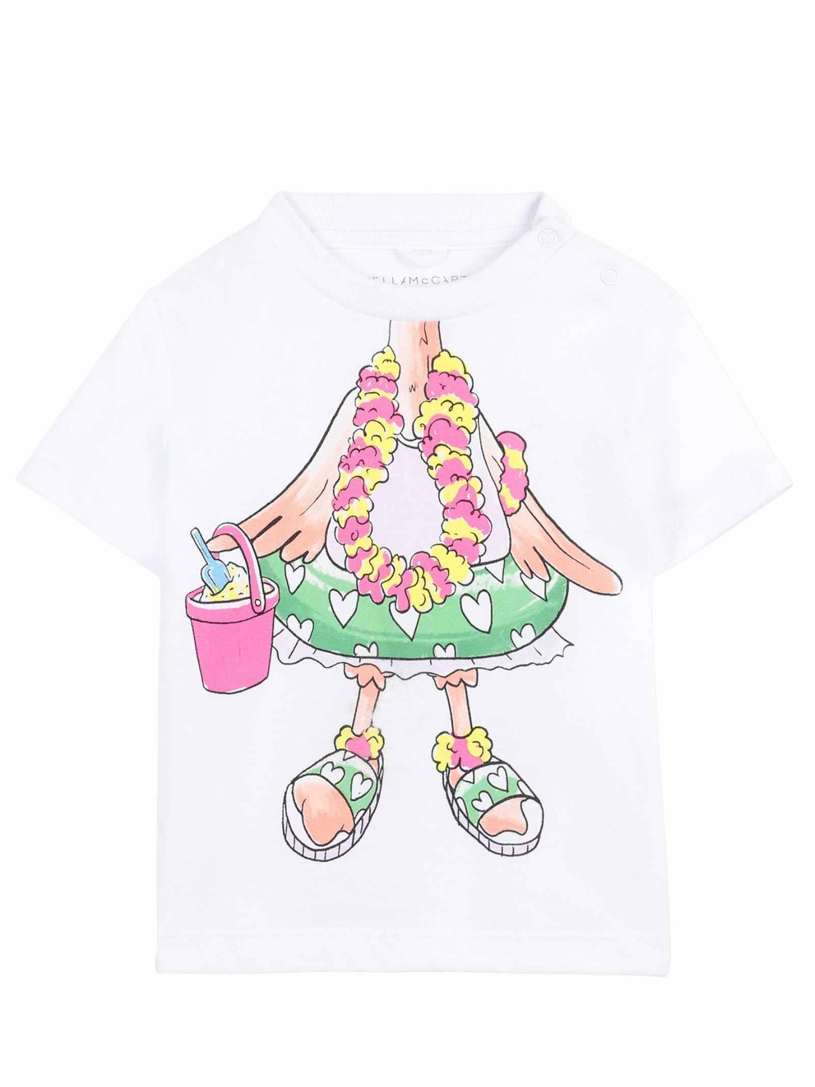 Stella McCartney   T-shirt   602597SQJB29000