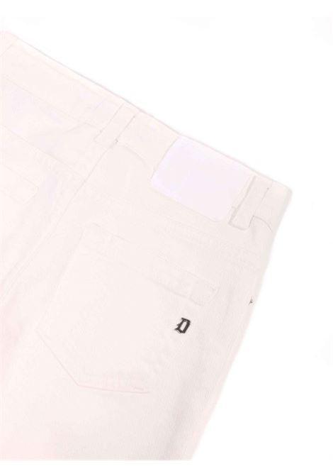 jeans denim bianco Dondup | Pantalone | BP217 BS0009 PTD W20001