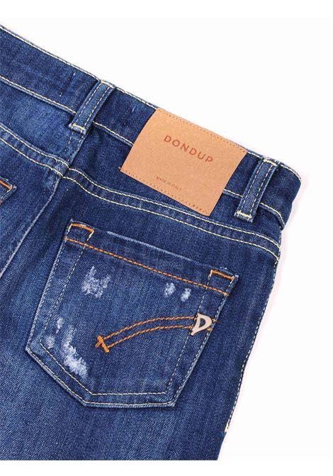 jeans denim con rotture Dondup | Pantalone | YP328 DS0107 AU6 GD W20800
