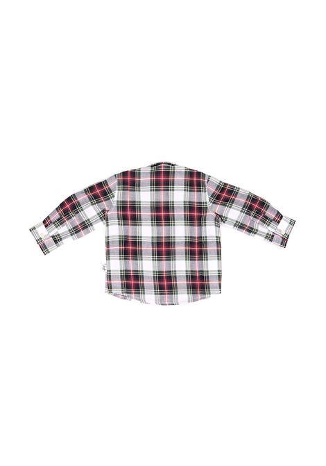 camicia quadri IL GUFO | Camicia | A20CL116C3119487