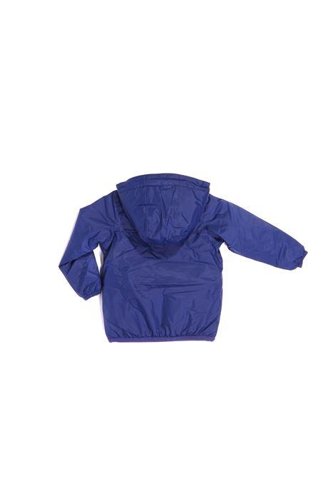 giubbino blu K-WAY | Giubbino | K005DH0868