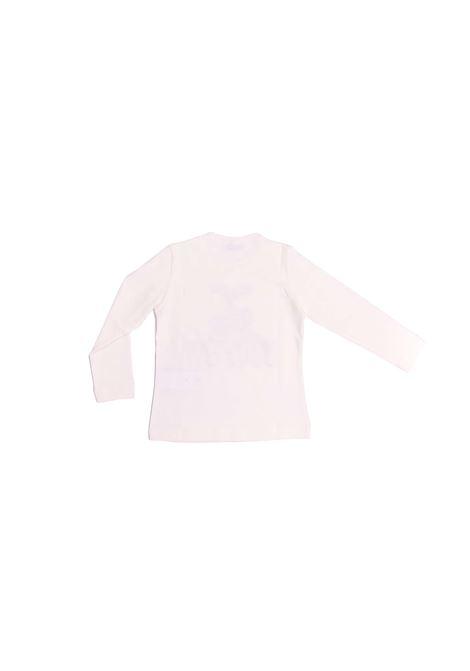t-shirt manica lunga con stampa Olivia braccio di ferro Monnalisa | T-shirt | 116626SW-62010001