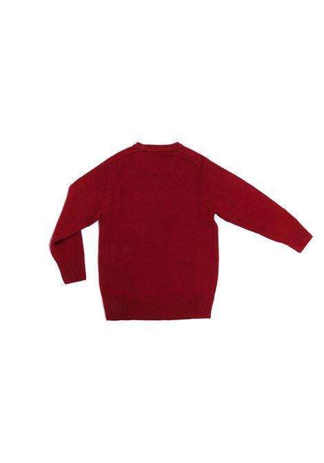 maglia bordeux Paolo Pecora | Maglia | P2394YBORDEAU