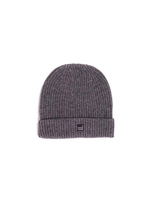 cappello grigio Paolo Pecora | Cappello | P2516ANTRACITE