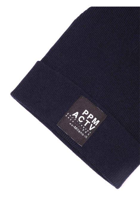 cappello blu Paolo Pecora | Cappello | P2518BLU