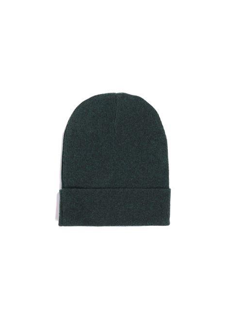 cappello verde Paolo Pecora | Cappello | P2518VERDE