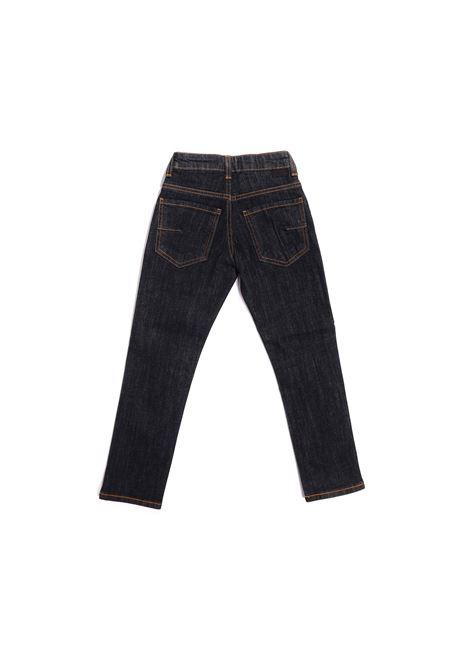 pantalone denim Paolo Pecora   Jeans   P2545BLU