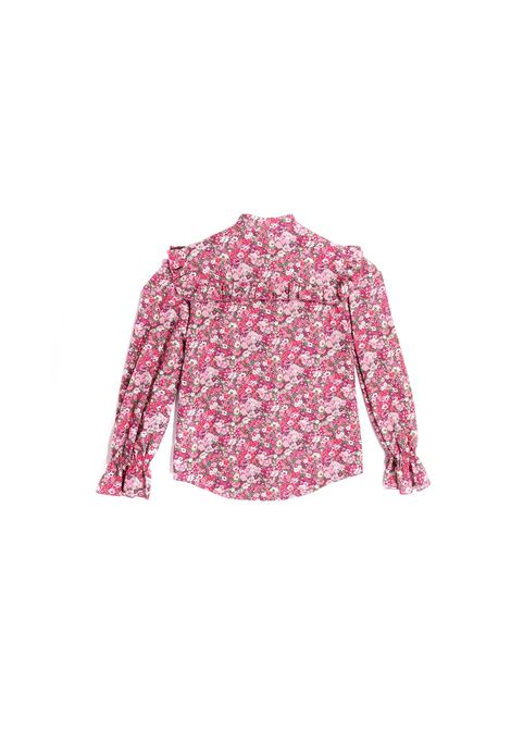 camicia fiori PHILOSOPHY | Camcia | PJCA46-CF484-ZH0360169